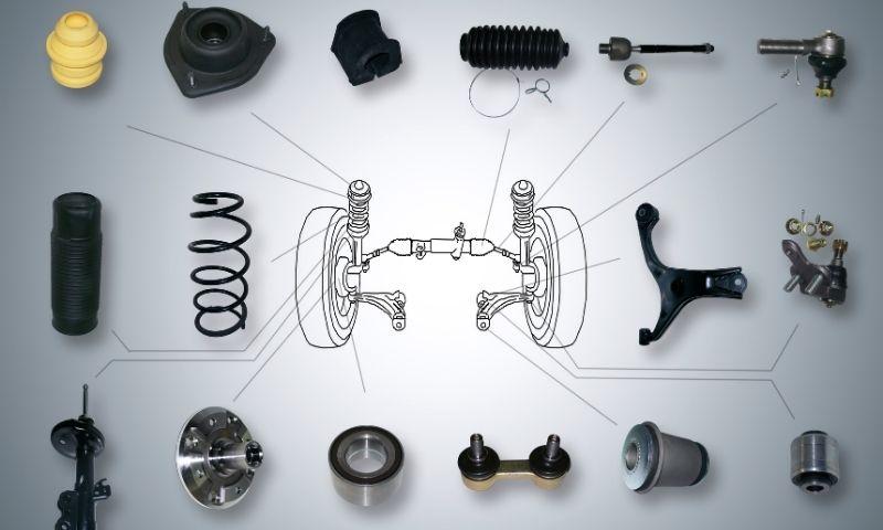 steering & suspension repair